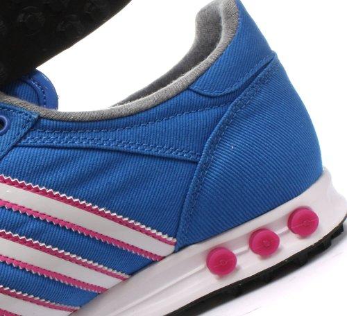 Adidas Originals LA Trainer Femme Baskets / Sneakers Bleu blue