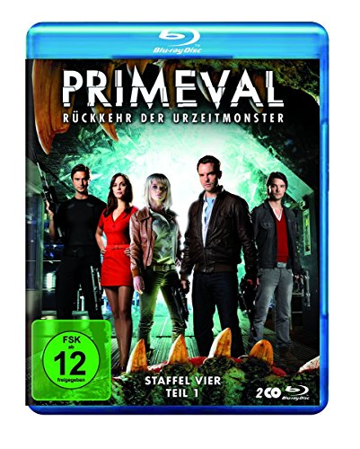 Staffel 4.1 [Blu-ray]