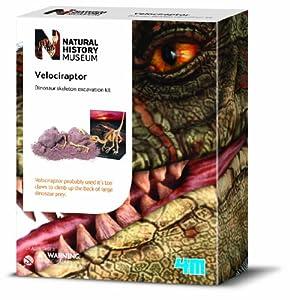 Great Gizmos - Juguete educativo de paleontología (GG4103NHM) (versión en inglés)
