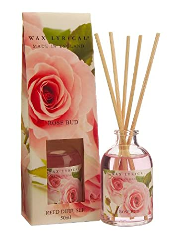 Wax Lyrical 50 ml Reed Diffuser, Rose