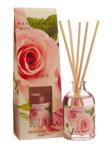 Wax-Lyrical-50-ml-Reed-Diffuser-Rose-Bud