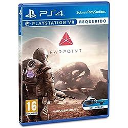 Farpoint - Videojuego PlayStation VR (PS4)