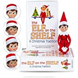 Elf on the Shelf: A Christmas Tradition | Light Skinned Blue Eyed Boy Scout Elf