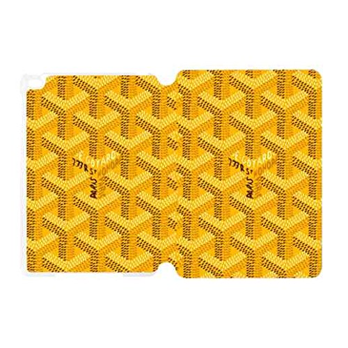 leather-hulle-for-ipad-mini-4-fashionable-brand-goyard-ipad-mini-4-hulle-with-hardback-shell-protect