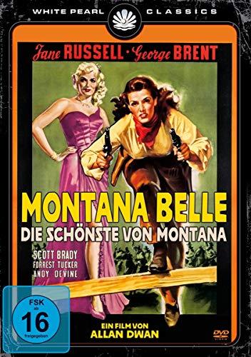 Montana Belle - Original Kinofassung (Amaray-Edition)