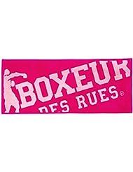 Boxeur Des Rues - Toalla para gimnasio Fight Activewear, Fight Activewear, fucsia, talla única
