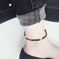 ECMQS Magnetfeldtherapie Fußkettchen, Gesunde Gewichtsabnahme Ankle Armband Für Frauen Männer Schmuck (25) preisvergleich bei billige-tabletten.eu