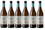 Emilio Lustau Wermut aus Spanien Weinpaket Lustau Vermut White 15% vol (6 x 0,75 Liter)