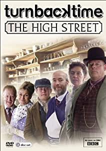 Turn Back Time: The High Street [DVD] [2010]