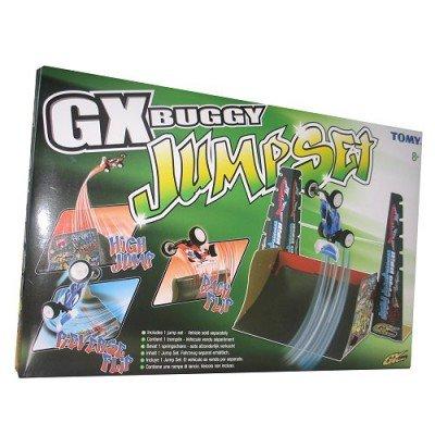 Tremplin pour voiture radiocommandée - GX Buggy Jump