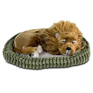 Perfect Petzzz de couchage et respiration Wildlife Lion puppie chiot nouvelle version souple