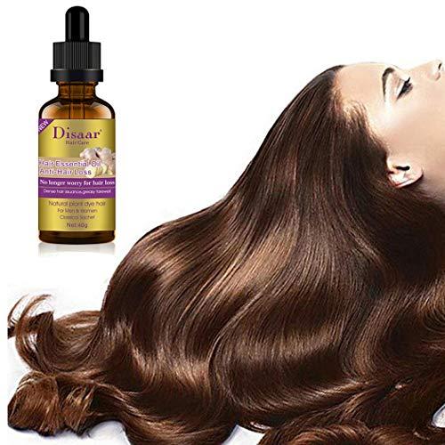 nulala 40g Haarwachstum Anti Haarausfall Essenz Fördern Dickes Haarwachstum Behandlung Ätherisches Öl
