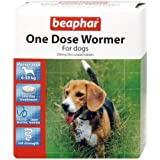 Beaphar One Dose Wormer 2 Tab for Dogs up to 20kg