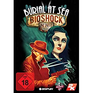 Bioshock Infinite: Burial At Sea DLC [Mac Steam Code]