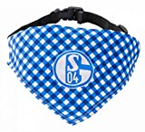 FC Schalke 04 Hunde Halstuch