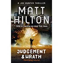 Judgement and Wrath: Joe Hunter: Book Two