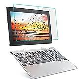 Infiland Lenovo MIIX 320 Displayschutz, Glass Folie Schutzfolie Glas Panzerfolie Displayschutzfolie für Lenovo MIIX 320 25,65cm (10,1 Zoll HD IPS Touch) 2in1 Tablet (Tempered Glass)