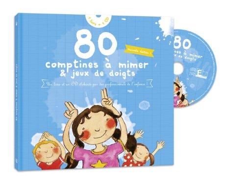 """<a href=""""/node/42259"""">80 comptines à mimer et jeux de doigts</a>"""