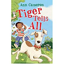 Tiger Tells All (Paperback) - Common