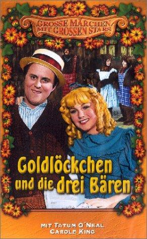 Große Märchen mit großen Stars: Goldlöckchen und die drei Bären [VHS]