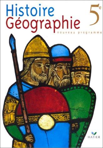 Histoire-Géographie, 5e