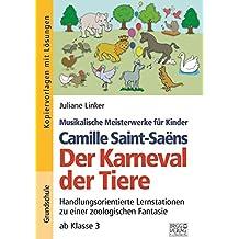 Suchergebnis Auf Amazon De Fur Karneval Der Tiere Bucher