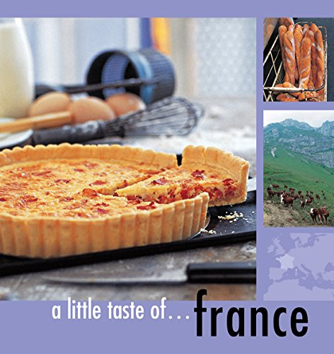 A Little Taste Of France par Maria Villegas