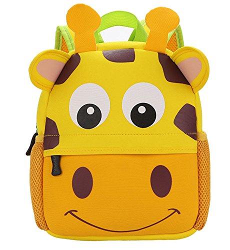 5 ALL Hübscher Karikatur Tierform Wasserdicht Stoffe Babyrucksack Kindergartenrucksack Mini Kinder...