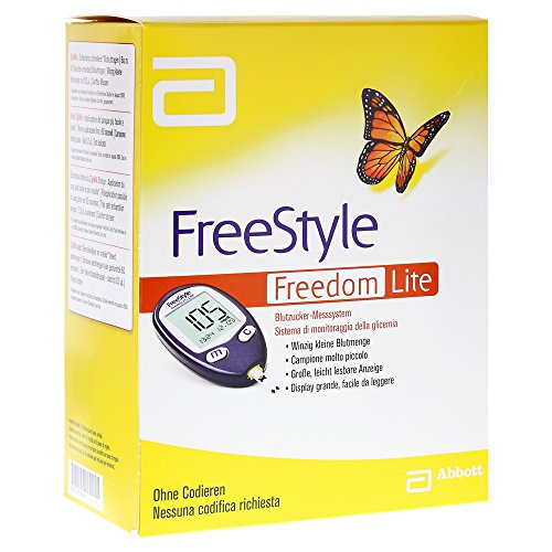 FREESTYLE Freedom Lite Set mg/dl o.Codieren, 1 St