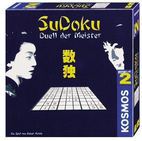 KOSMOS - SuDoku Duell der Meister (Spiel fr 2)