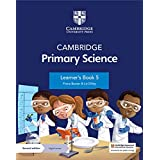 Cambridge Primary Science Learner's Book 5 with Digital Access (1 Year)