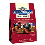 #1: Ghirardelli Squares Dark Chocolate Assortment, 421.7g