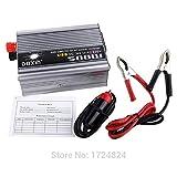 MadPrice Inveter di corrente auto 12v 500W Inverter DC 12V a 220V AC convertitore di potere dell