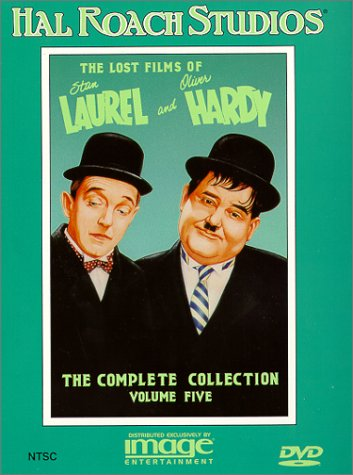 The Lost Films of Laurel & Hardy - The Complete Collection Vol.5 [Import USA Zone 1]