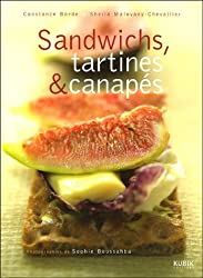 Sandwichs, tartines & canapés