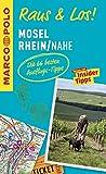 MARCO POLO Raus & Los! Mosel, Rhein, Nahe: Guide und große Erlebnis-Karte in praktischer Schutzhülle