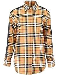eaf65e392fc4 Amazon.fr   chemise burberry - 36   Chemisiers et blouses   T-shirts ...