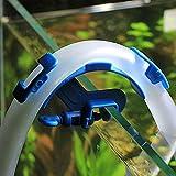 FAVOLOOK Slip verstellbar Aquarium Fish Tank Filtration Wasser Schlauch Rohr Filter Bucket Clip–Fest die Halterung Rohr Tank Zubehör
