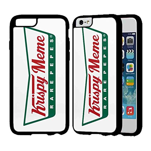 krispy-kreme-meme-funda-iphone-case-funda-iphone-7-plus-case-black-rubber-w3c6oek