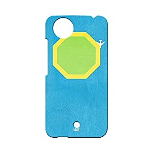 BLUEDIO Designer Printed Back case cover for Micromax A1 (AQ4502) - G6856