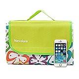 Best pique-nique couvertures - Newdora 180*145 cm Couverture Pliable de Pique-nique et Review