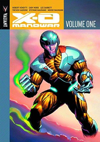 Ø Antike (X-O Manowar Volume 1)
