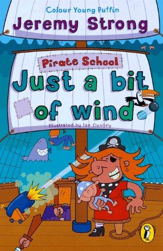 Pirate school : just a bit of wind