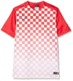 Nike Kinder Jersey Precision III, red/White, S