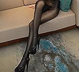 AILIN1 Sexy Body mit Spitze Formende geöffnete Gabelung Strumpfhosen Erotische Dessous Sexy Strumpf Glänzende Strumpf Hochzeit Nachtwäsche