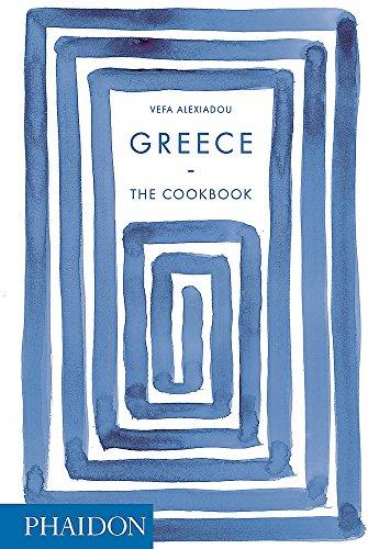 Greece The Cookbook (2017)