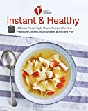 Best Pressure Cooker Recipes - American Heart Association Instant and Healthy: 100 Low-Fuss Review