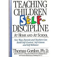 Teaching Children Self-Discipline at Home & At School