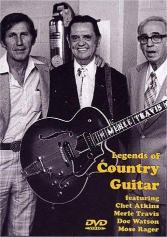 VARIOUS ARTISTS   LEGENDS OF COUNTRY GUITAR REINO UNIDO DVD