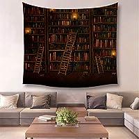 HYDDAXJW Libro De Arte Letras Boho Toalla De Playa Vintage Tapiz Colgante Impreso Hogar Decorativo Hipopótamo